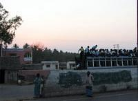 A Typical Village bus of Chitradurga